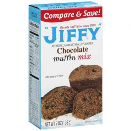 Jiffy Chocolate Muffin Mix (198g) USfoodz