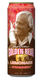 Arizona Golden Bear, Lemonade with Strawberry (689ml)