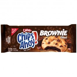 Chips Ahoy! Brownie Filled Chewy Cookies (269g)