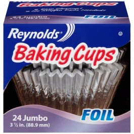 Reynolds Foil Baking Jumbo 24 Cups