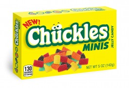 Chuckles minis  Jelly Candy originals (142g)