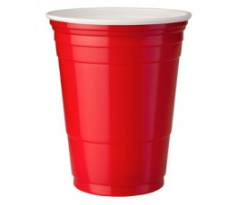 American Cups Red (25 Pack) (473ml)