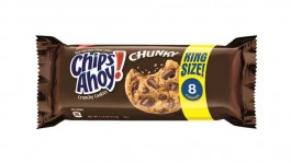 Chips Ahoy! Chocolate Chunk Cookies, King Size (8-pack) (117g)