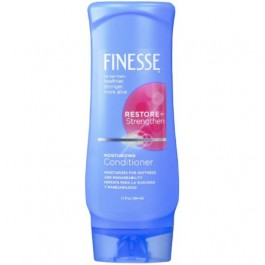 Finesse Restore+Strengthen Conditioner (384ml)
