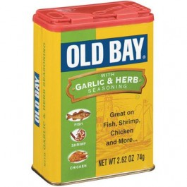 McCormick Old Bay With Garlic & Herb Seasoning (74g)