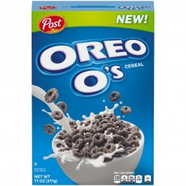 Post Oreo O's Cereal (311g)