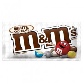 M&M's White Chocolate (42g) USfoodz