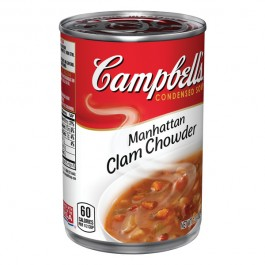 Campbell's Manhattan Clam Chowder Soup (305g)
