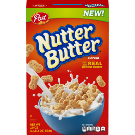 Nutter Butter Cereal (311g)