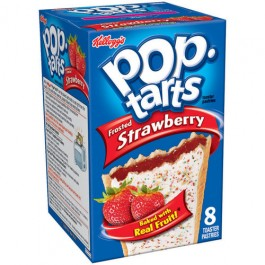 Kellogg's PopTarts Frosted Strawberry