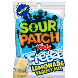 Sour Patch Kids Freeze Soft & Chewy Candy (204g)