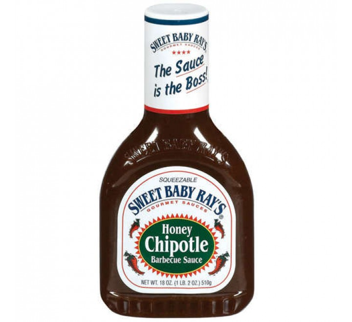 Sweet Baby Ray's Barbecue Sauce, Honey Chipotle (510g)