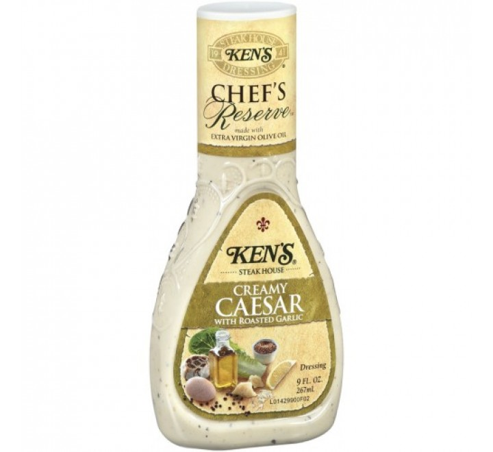 Ken's Steak House Chef's Reserve Creamy Dressing (267ml)