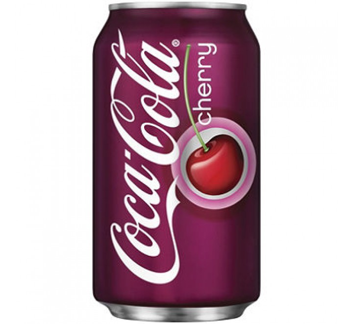 Coca-Cola Cherry (355ml)