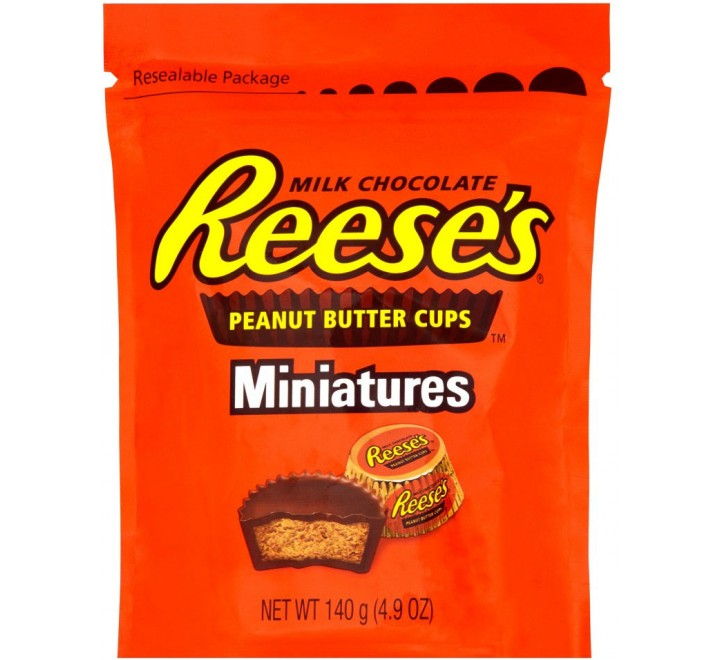 Reese's Peanut Butter Cups Miniatures (150g)