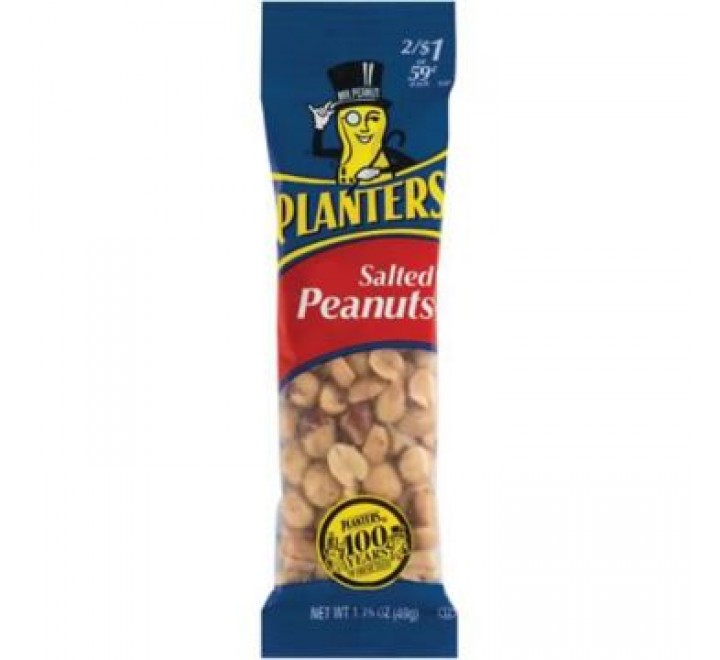 Planters Salted Peanuts (49g)