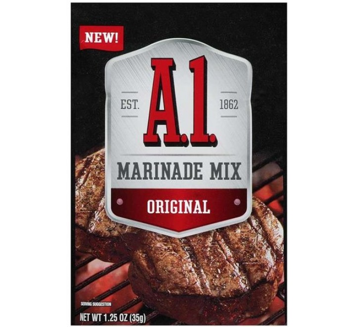 A1 Original Marinade Mix (35g)