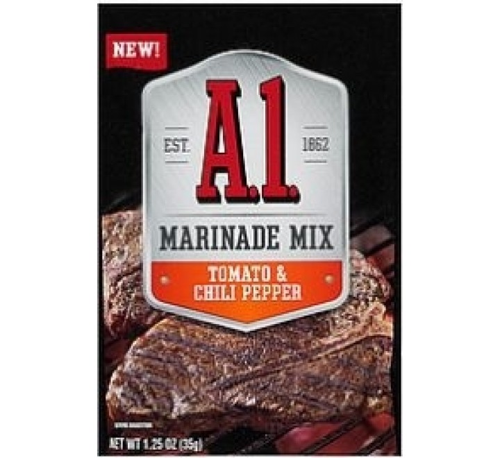 A1 Tomato Chili Pepper Marinade Mix (35g)