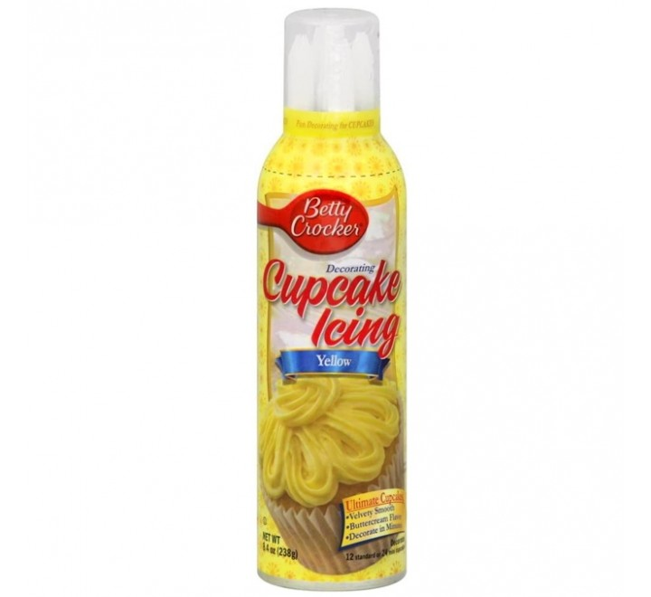 Betty Crocker Cupcake Icing Chocolate (258g)