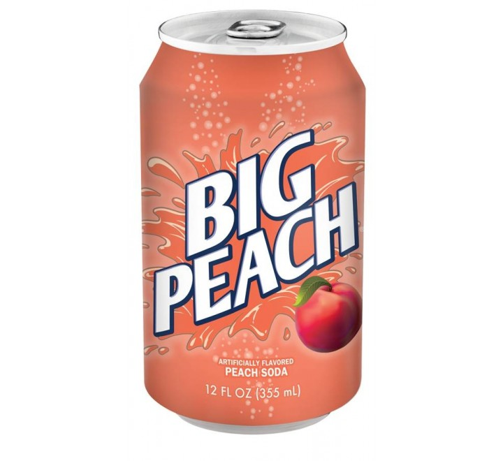 Big Peach Soda
