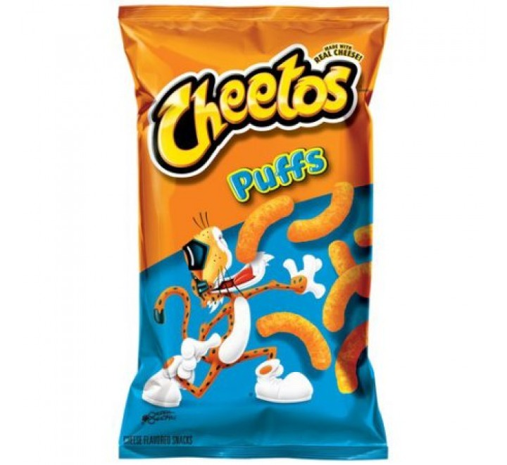Cheetos Jumbo Puffs Large Bag (255g)