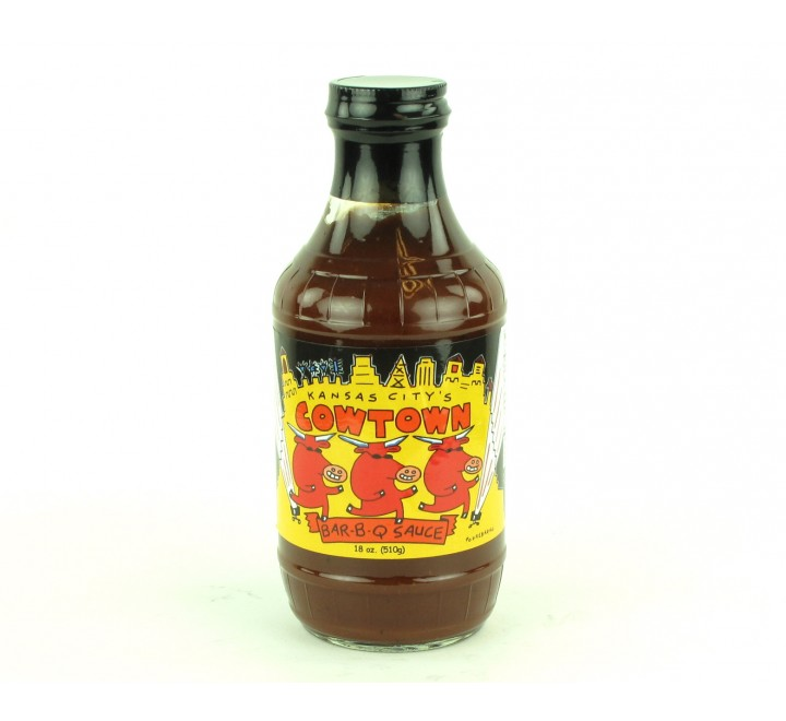 Cowtown Original Bar-B-Q Sauce (510g)