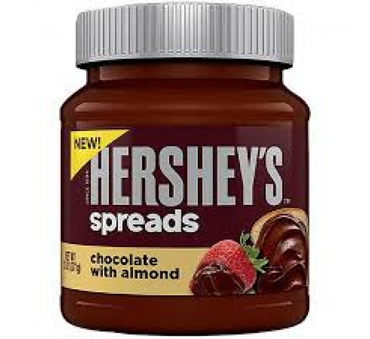 Hershey's Chocolate with Almond Spreads (369g)