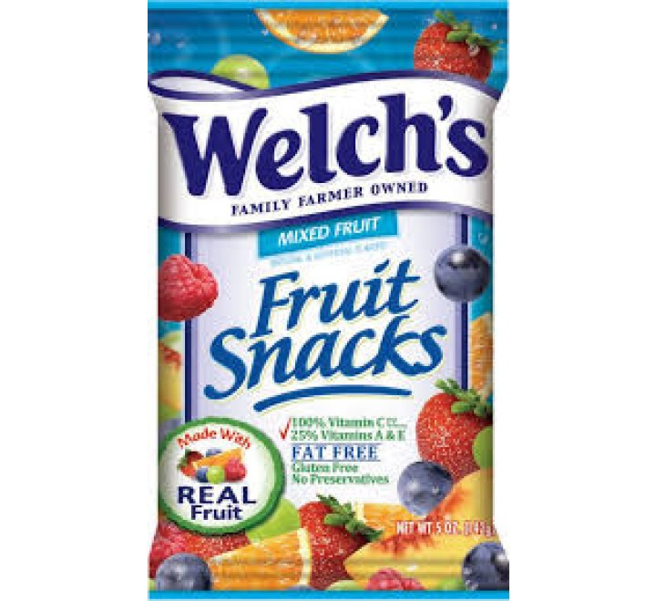 Welch's Fruit Snack Variety Mix (64g)