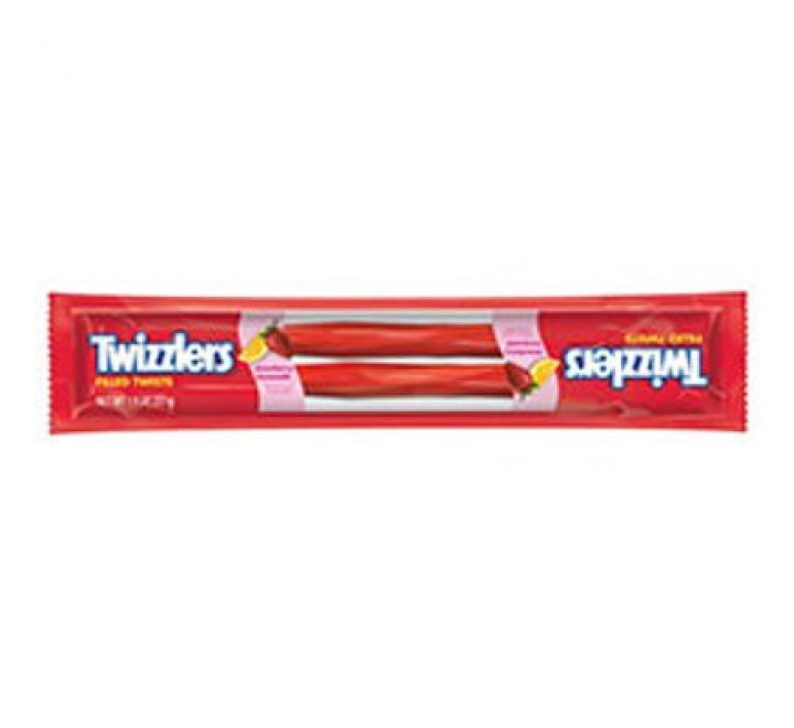 Twizzlers Strawberry Lemonade Filled Twists (53g)