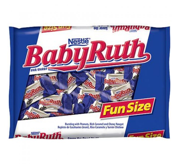 Baby Ruth Fun Size (326g)