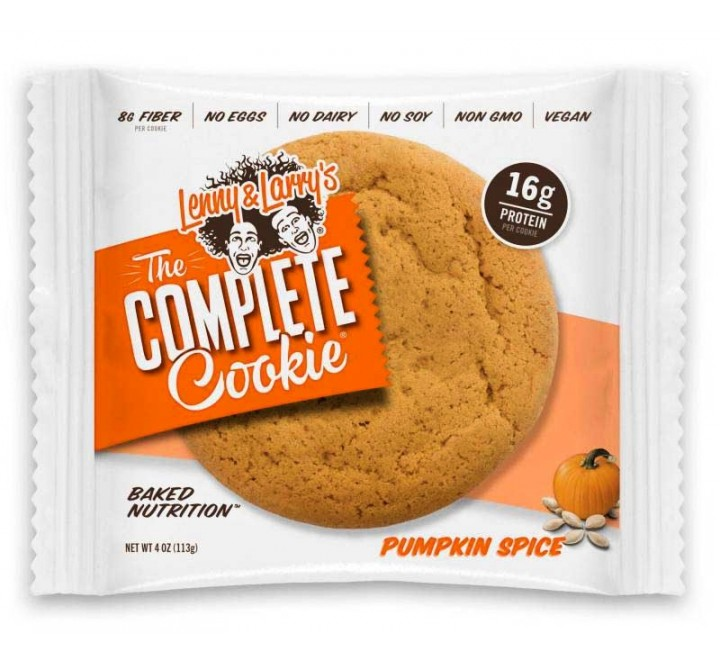 Lenny & Larry's The Complete Cookie, Pumpkin Spice (113g)