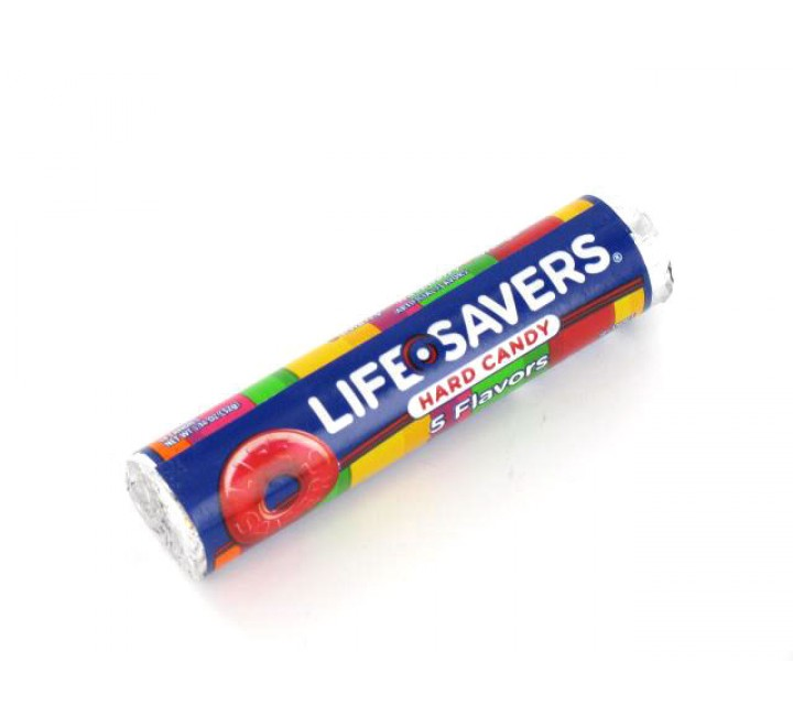 LifeSavers Hard Candy 5 Flavors (32g)