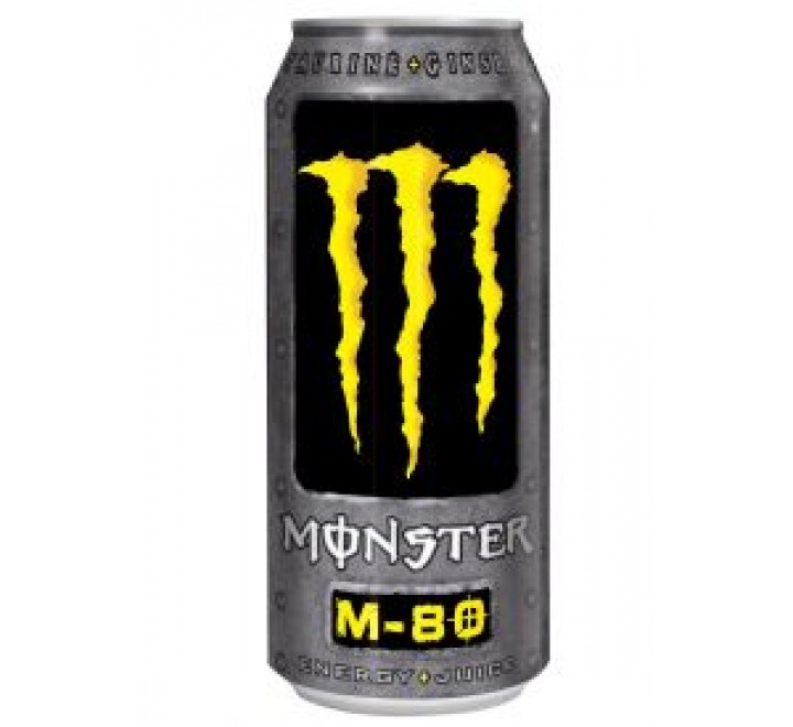 Monster M-80 Energy + Juice (473ml)