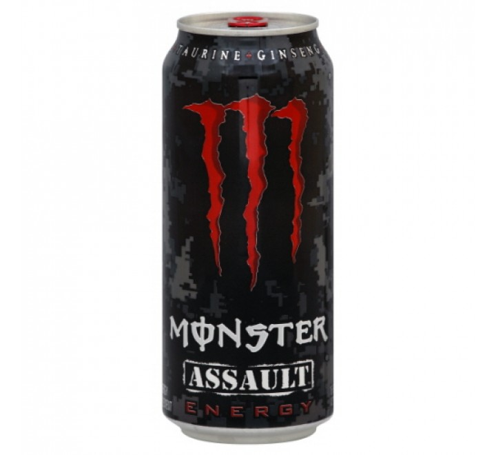 Monster Assault Energy (473ml)