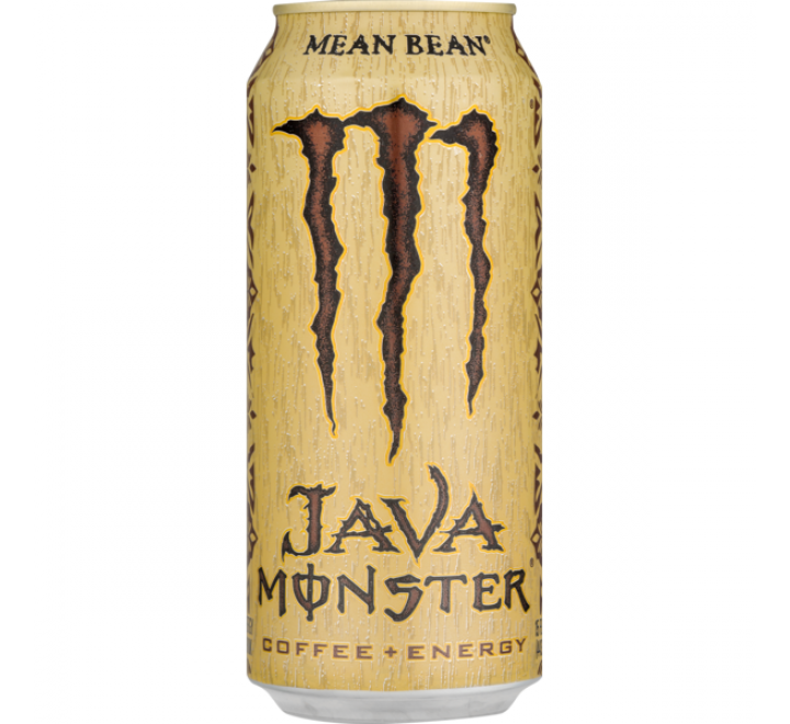 Monster Coffee + Energy - Java Mean Bean (445ml)