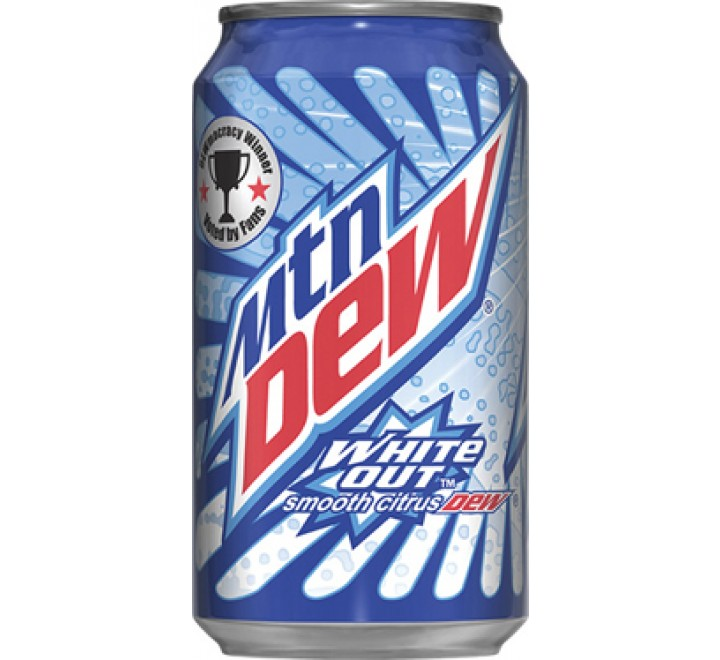 Mountain Dew White Out (355ml)