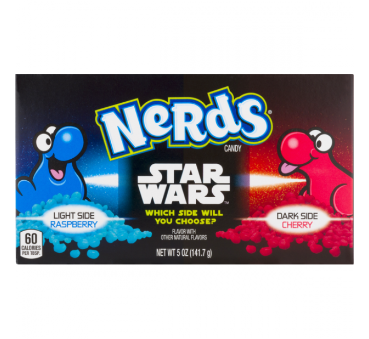 Nerds Star Wars, Theater Box (142g)