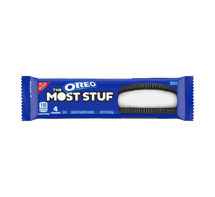 Oreo, The Most Stuf (85g)