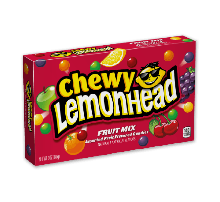 Chewy Lemonhead Fruit Mix (170g)