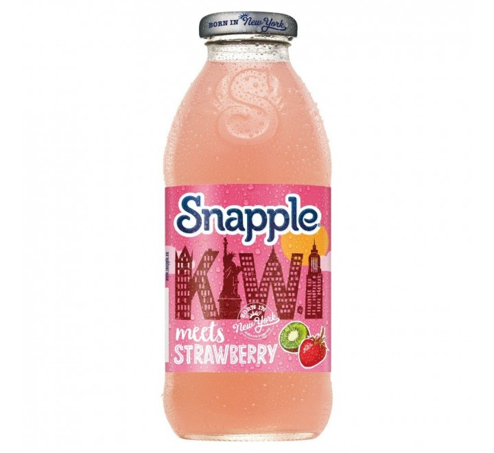 Snapple Kiwi & Strawberry Lemonade (473ml)