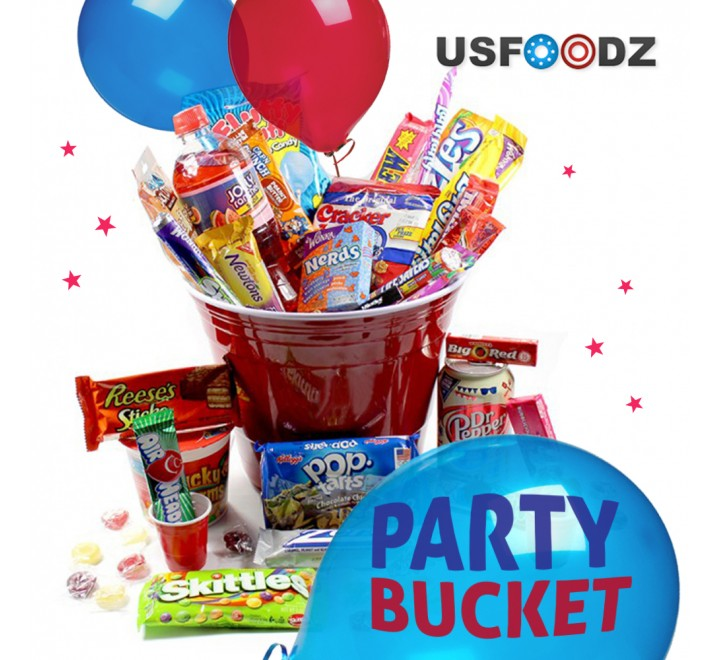USfoodz Party Bucket