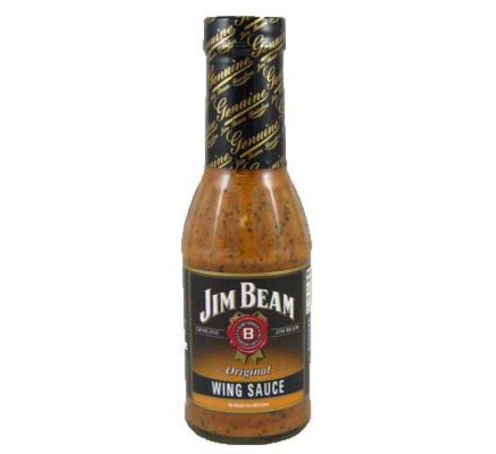 Jim Beam Original Wing Sauce (369g)