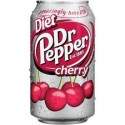 Dr Pepper Diet, Cherry (355ml)