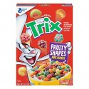 Trix Cereal, Fruity Shapes (394g)