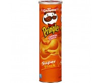 Pringles Cheddar Cheese Super Stack (158g)