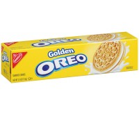Oreo Golden Cookies, Box (155g)