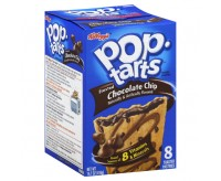 Pop-Tarts Chocolate Chip, Frosted (416g)