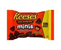 Reese's Minis, Unwrapped Mini Cups KingSize (70g)