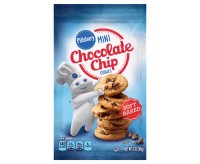 Pillsbury Soft Baked Mini Chocolate Chip Cookies (85g)