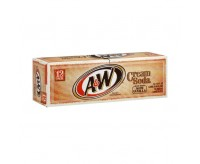A&W Cream Soda, No Caffeine (355ml)